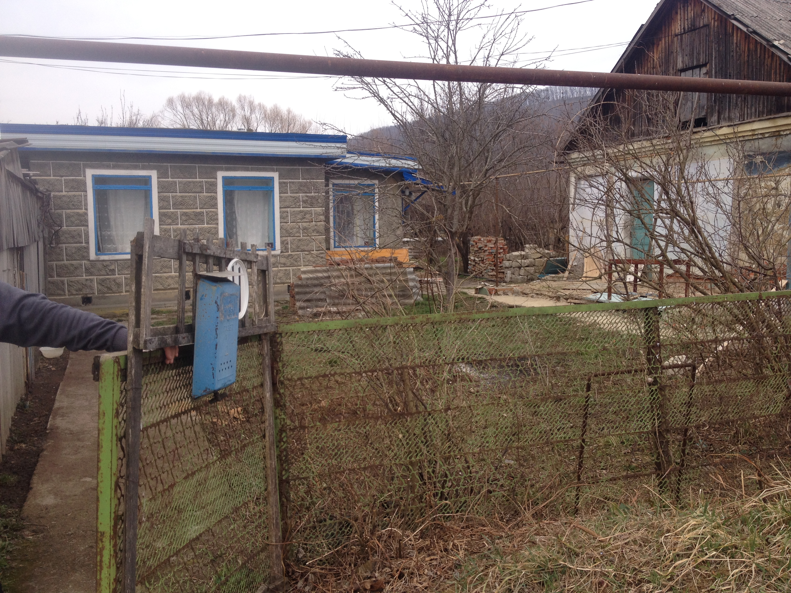 Дом в пригороде Удобный