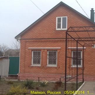 Дом в Майкоп район Маяк