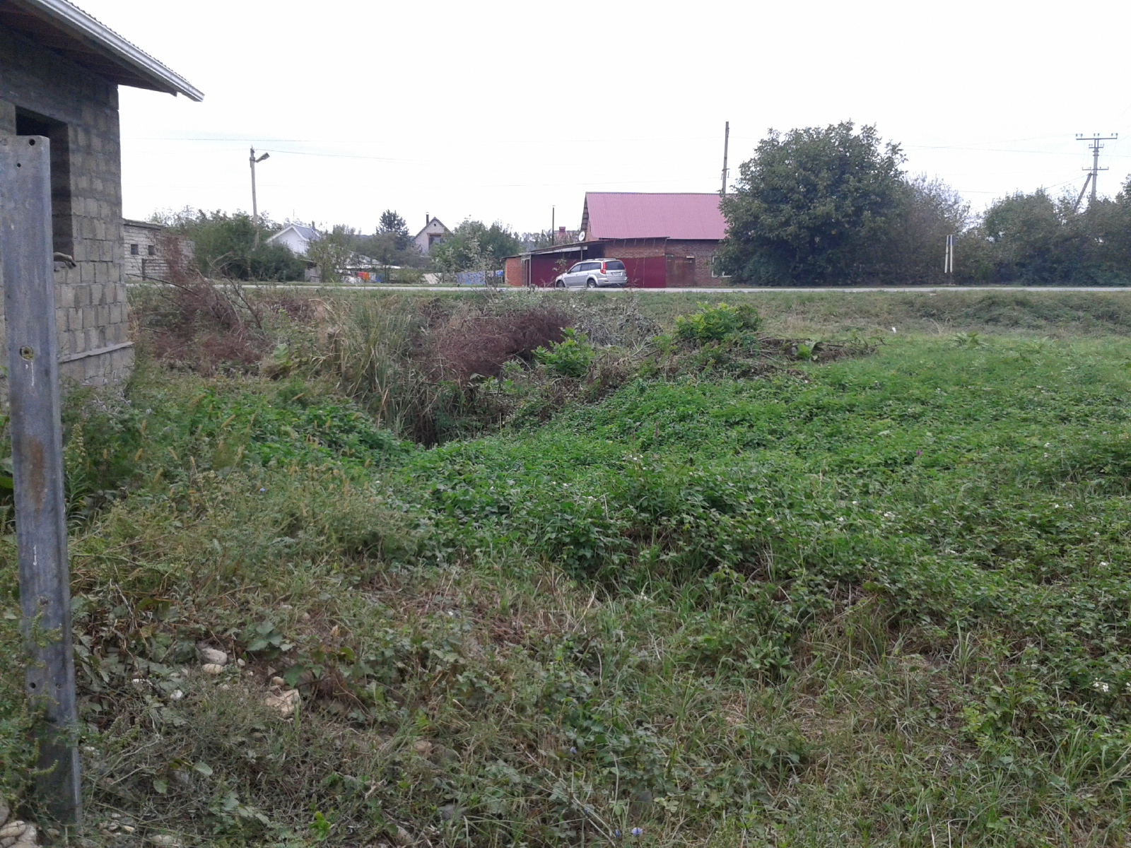 Земельный участок в Совхозный