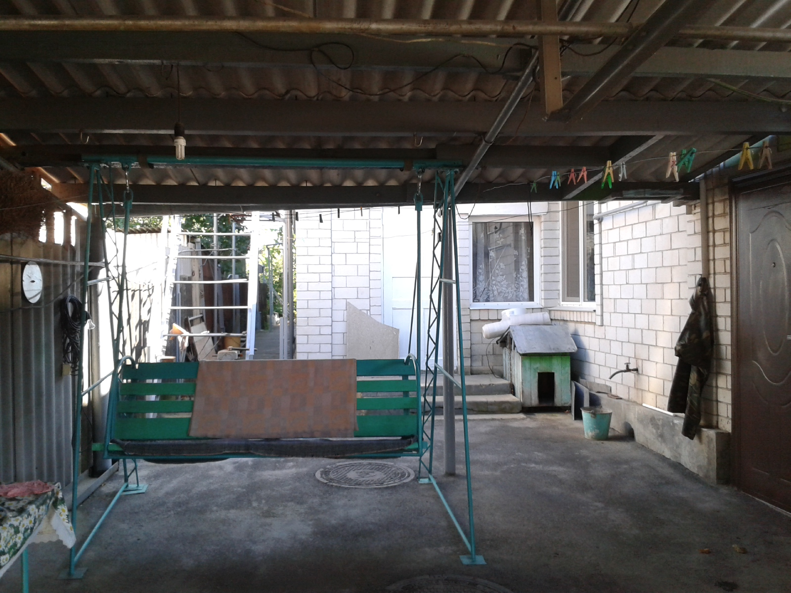 Часть дома в Майкоп район Нефтеразведка (за ул. Крестьянской)