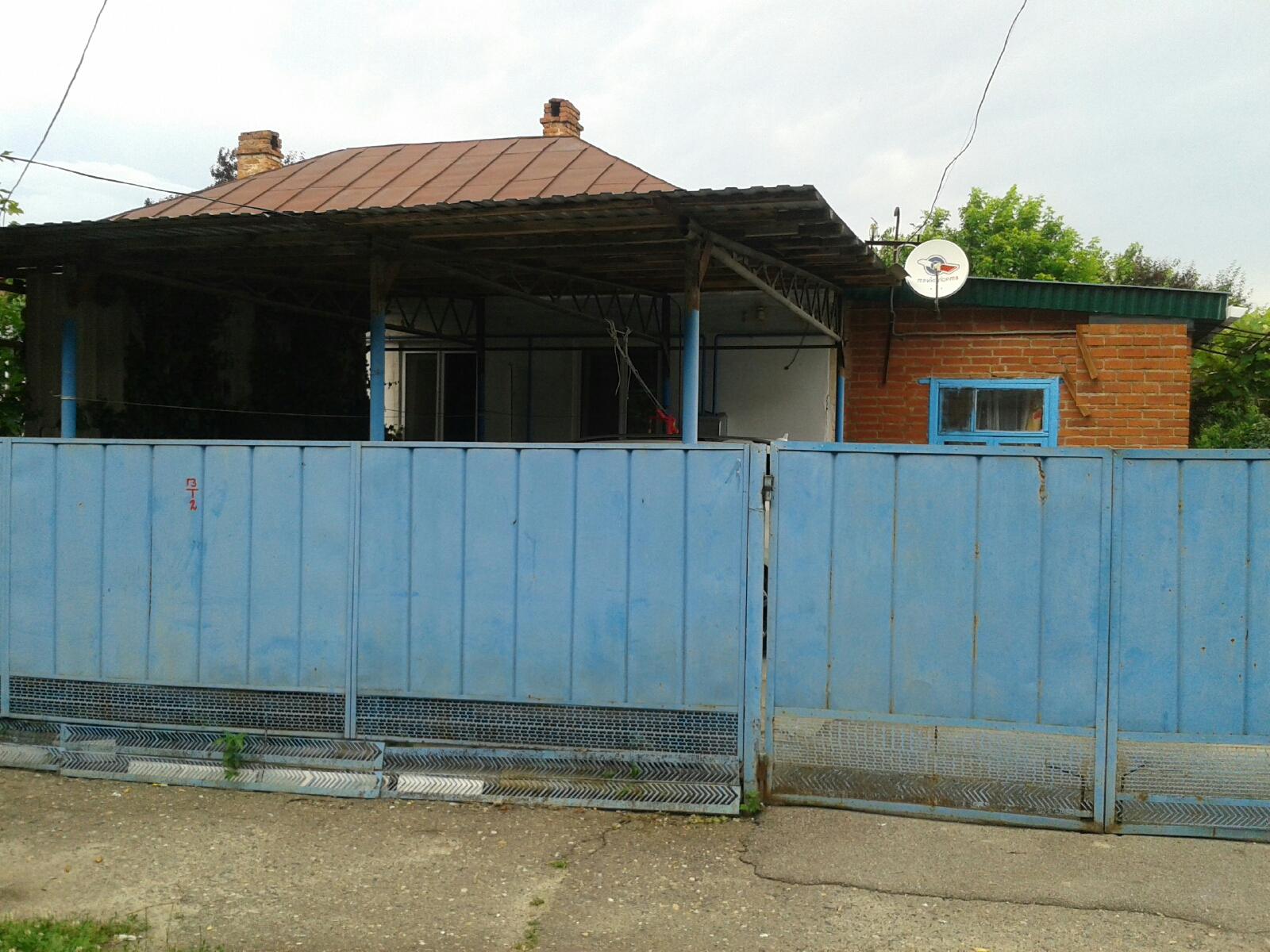 Часть дома в Майкоп район Нефтеразведка (за ул. Пионерской)
