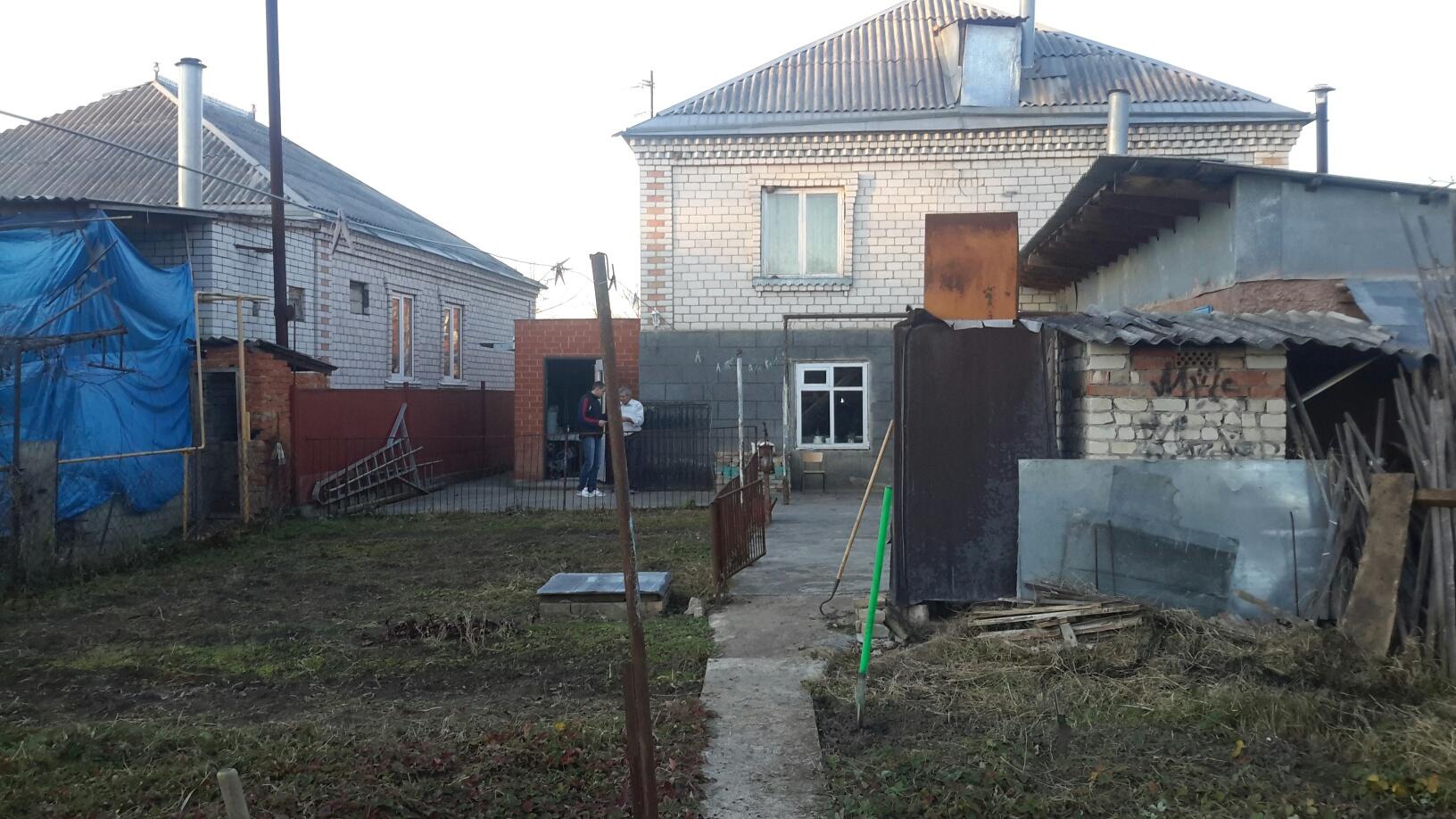 Дом в пригороде Тульский