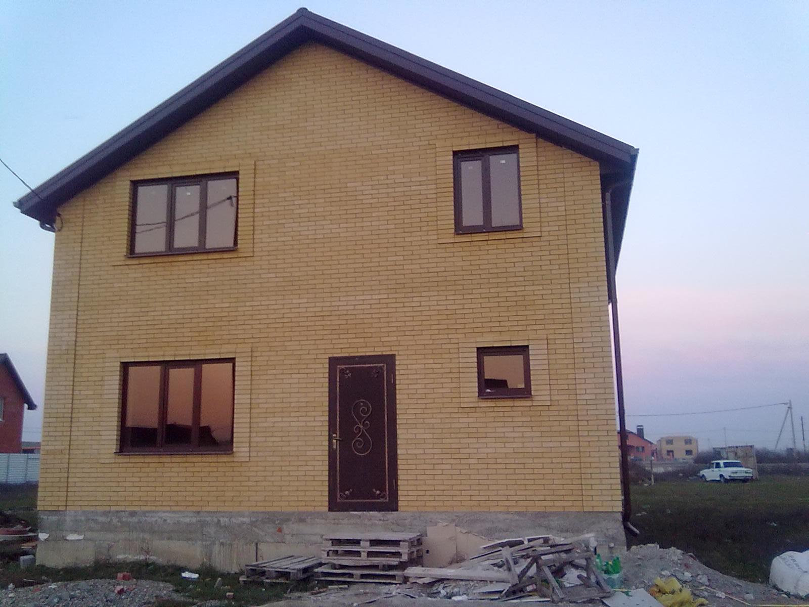 Дом в пригороде Гавердовский