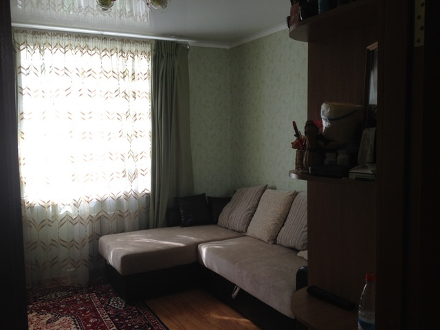 Часть дома в пригороде Краснооктябрьский