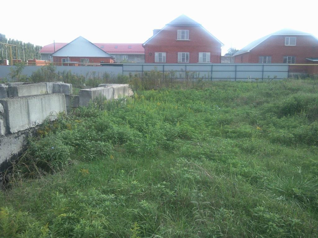 Земельный участок в Майкоп